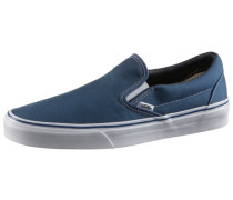 Schuh Classic Slip On blue denim