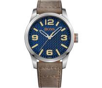 Armbanduhr 'paris' beige