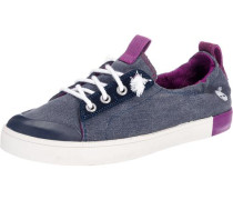Newport Bay Sneakers blau