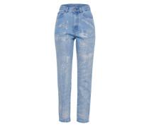 Loosefit-Jeans 'Nora' blau