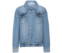 Jeansjacke 'Adan' blue denim