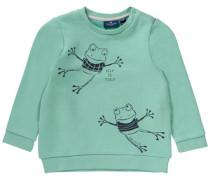 Baby Sweatshirt für Jungen jade