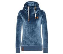 Zipped Jacket 'Schmierlappen Mack II' blau