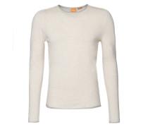 Pullover aus Feinstrick 'Kamero' weiß