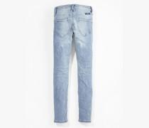 Suri: Jeans im Destroyed-Look blue denim