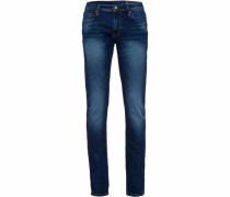 Jeans 'ocs slim Pants denim' blau