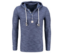 Sweatshirt 'Break' blau