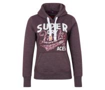 Sweatshirt 'Limited icarus' lila