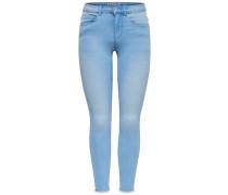 'Royal reg ankle raw' Skinny Fit Jeans blau