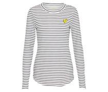 T-Shirt 'long Sleeve' mischfarben