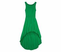 Kleid vorne kurz hinten länger grün