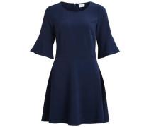 Feminines Kleid blau