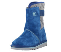 Winterstiefel The Campus Youth blau