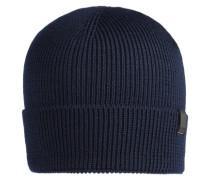 Mütze 'Formero-8' dunkelblau