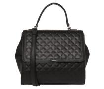 Aura Handtasche 29 cm schwarz