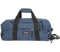 2-Rollen Reisetasche 'Authentic Collection Leatherface S' blue denim