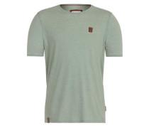 T-Shirt 'Halim Trabando' grün