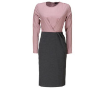Kleid 'nairo' dunkelgrau / rosé