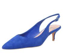 Slingpumps 'casandra' blau