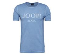 T-Shirt '15 JJJ-27Craig' rauchblau