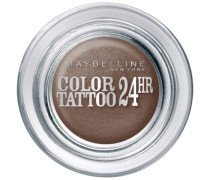 'Eyestudio Color Tattoo 24H' Creme-Gel-Lidschatten braun / taupe