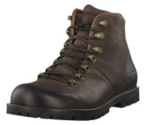 Boots Hancock rostbraun / dunkelbraun