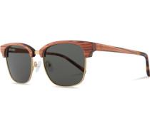 Sonnenbrillen Albert Rosewood braun