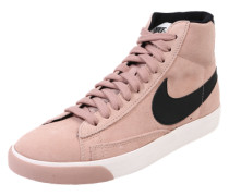 Sneaker High 'Blazer Mid Vintage' rosé / schwarz