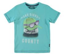 Niticap T-Shirt blau