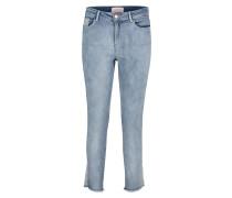 Slim Fit-Jeans figurbetont