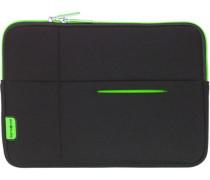 Airglow Sleeves Laptop-Hülle 285 cm neongrün / schwarz