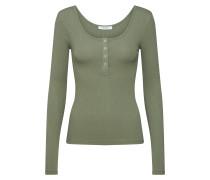 Shirt 'pckitte TOP Noos' grün