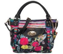 Handtasche 'Mc Bee Cancún' mischfarben / schwarz