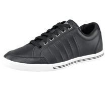 Set Court Sneaker schwarz