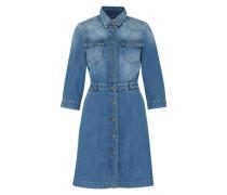 Denim Kleid blau