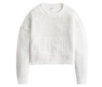 Pullover 'fashion Graphic Sweater' weiß