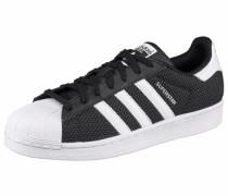 Sneaker »Superstar« schwarz