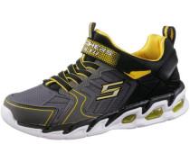 Sneaker Jungen gelb / graphit / weiß