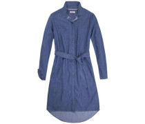 Kleid 'thdw Denim Dress L/S 20' blue denim