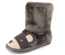 Stiefel 'Brown Bear' braun