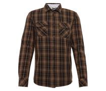 Hemd 'sayeko Shirt' braun