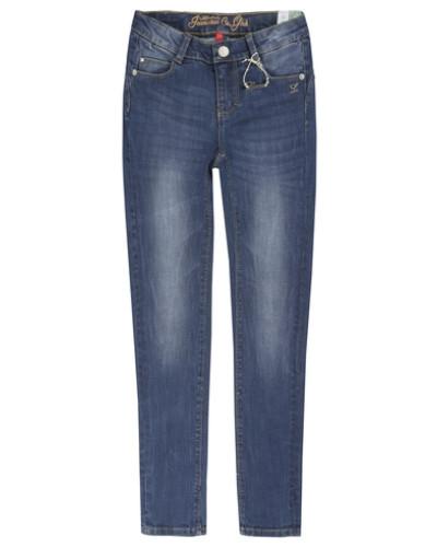 Jeggings Jeans MID blau