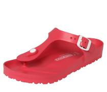 Sandale 'Gizeh' rot