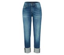 Loosefit Jeans 'Free' blue denim