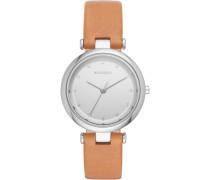 Armbanduhr »Tanja Skw2455« hellbraun