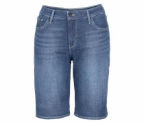 Shorts 'PL Shaping Bermuda' blue denim