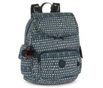 'City Pack S' Rucksack 335 cm blau / schwarz / weiß