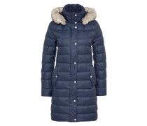 Mantel 'tyra Down Coat' nachtblau