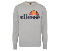 Sweatshirt 'succiso' graumeliert