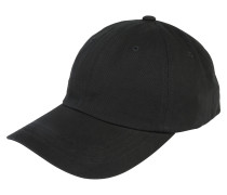 Cap 'Low Profile Cotton Twill ' schwarz